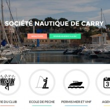 Site WordPress – nautic-carry.fr