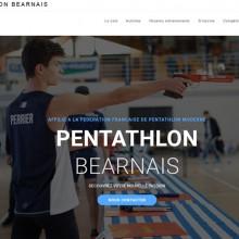 Site WordPress – Pentathlon Béarnais –  www.penta64.fr